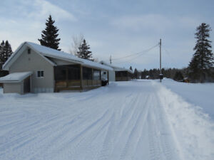 SNOWMOBILERS - Cottage to Rent for Season!!