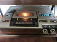 Wanted Top Loading VCR