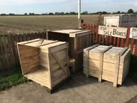 Crates and Boxies