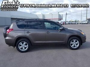 2012 Toyota Rav4 LE Upgrade Package AWD  - Certified