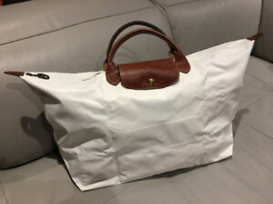 NEW Bag / Sac Pliage Longchamp Top Handle Large NEUF —> 100$