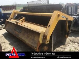 2013 EMILY 2.5M MOBILE ROTO DEFACER BUCKET,