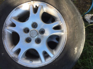 2003 Dodge  Rims and tires