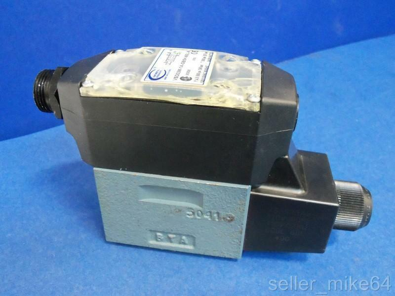 CONTINENTAL HYDRAULICS VSD03M-1A-GB5H-60L-A SOLENOID DIRECTIONAL VALVE, NNB *PZF