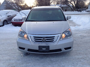 2010 Honda Odyssey Safety and E tested for $13495