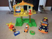 Diego treehouse set