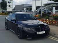 BMW 525d Msport full service history remapped to 230 bhp