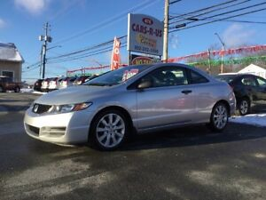 2009 Honda Civic DX-G Free winter tires on all cars and SUV'S
