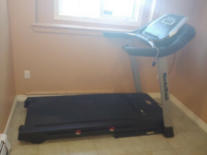 Gym Quality Nordic Track Treadmill