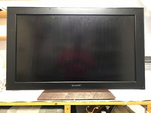 Sharp LCD Monitor 37""