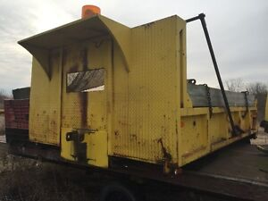 2002 12 FOOT DUMP BOX ONLY $2595 London Ontario image 1
