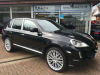 57 Porsche Cayenne 3.6 V6 Tiptronic S 22in Khan Alloy wheels, 51,000mls