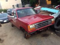 Parting out 91 ranger 4l 4x4!!