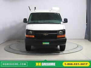 """2013 Chevrolet Express 2500  CARGO 135"""""""