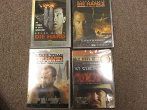4 DIE HARD FOUR SERIES PLUS ONCE WERE SOLDIERS ALL TOGETHER ASKI