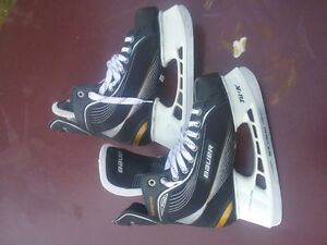 Men's Size 8 1/2  Bauer Supreme Skates -have been used twice Peterborough Peterborough Area image 1