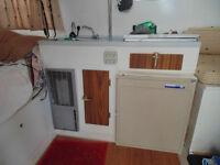 13 foot Boler trailer