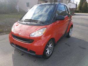 SMART FOR TWO COUPE 2008 AUTOMATIC