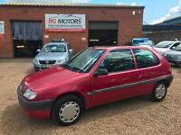 1999 Citroen Saxo 1.1i East Coast Ltd Edn, **ANY PX WELCOME**