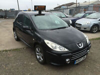 2007 (07) Peugeot 307 1.6 16v FULL MOT HPI CLEAR EXCELLENT RUNNER