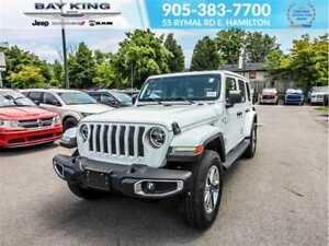 2018 Jeep All-New Wrangler Unlimited Sahara