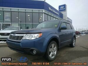 2010 Subaru Forester XT LIMITED AWD leather sunroof - $238 bw
