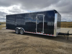 TAX IN! New 8.5x26 united UXT cargo trailer/enclosed car hauler