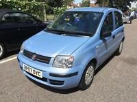 2008 Fiat Panda 1.2 Dynamic 5 Door AUTOMATIC ONLY 20,000 MILES