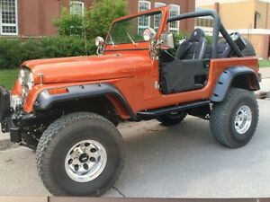 Exceptional Jeep CJ 7