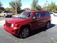 Jeep Patriot 2007 -Motivated to Sell!