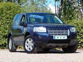 Land Rover Freelander 2 2.2Td4 2007MY GS