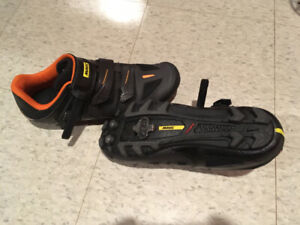 Mavic Crossride SL Elite Cycling Shoes