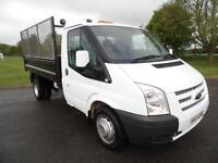 Ford Transit 2.2TDCi ( EU5 ) ( RWD ) 350 MWB DRW Tipper - NO VAT