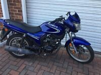 Kymco 125cc bike, spares repairs, ideal project