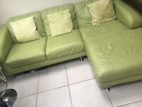lime green sofa for sale