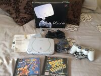 SONY PLAYSTATION 1 SLIM CONSOLE BOXED