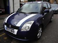 SUZUKI SWIFT 1.5 GLX ** 5 DOOR ** 2007 57 ** 36,000 MILES **