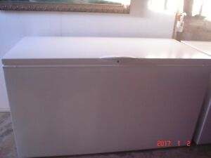 Freezers in good condition
