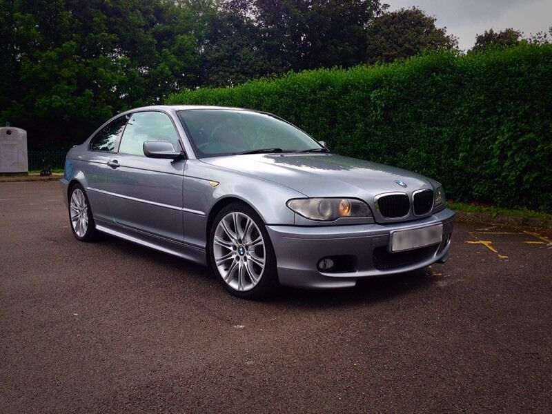bmw 320cd m sport automatic 2005 leathers quick sale 320d 330d 330cd e46 in sheffield south. Black Bedroom Furniture Sets. Home Design Ideas