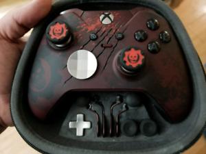 Gears of war elite controller