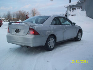 2003 Honda Civic V-TECH Berline