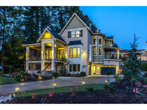 Magnificent Home in South Surrey's ELGIN Area!