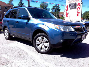 2009 SUBARU FORESTER | PREMIUM PACKAGE | ALL WHEEL DRIVE