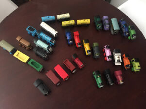 K.O. CHINESE THOMAS AND FRIENDS WOODEN TRAINS