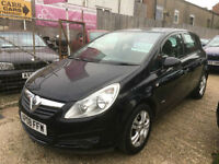 Vauxhall/Opel Corsa 1.2i 16v 2008MY Breeze