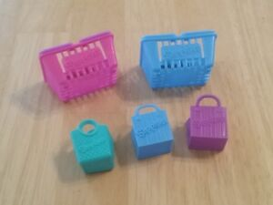 Misc. Shopkins Bags and Baskets