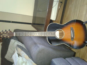 Takamine parlor acoustic