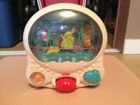 Fisher Price Baby Fish Mobile