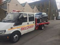 Ford transit recovery truck crew cab 150k