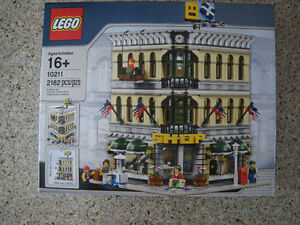 Lego 10211 Grand Emporium Advanced Models Modular Building